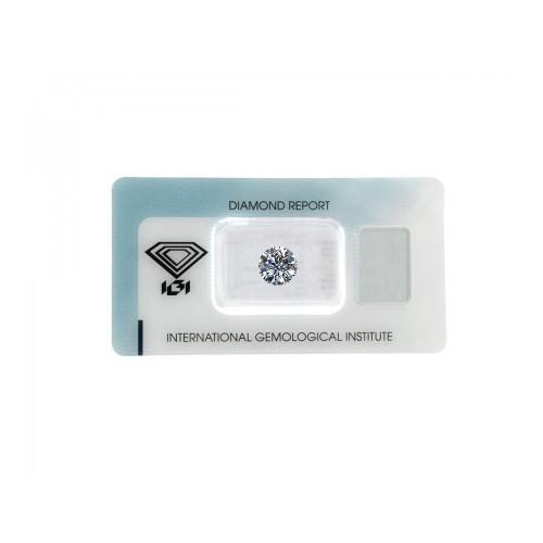 Diamante Certificato IGI Carati 0,11 G-VVS2